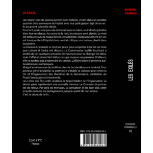Division Criminelle<br>Tome 6 / flipBook