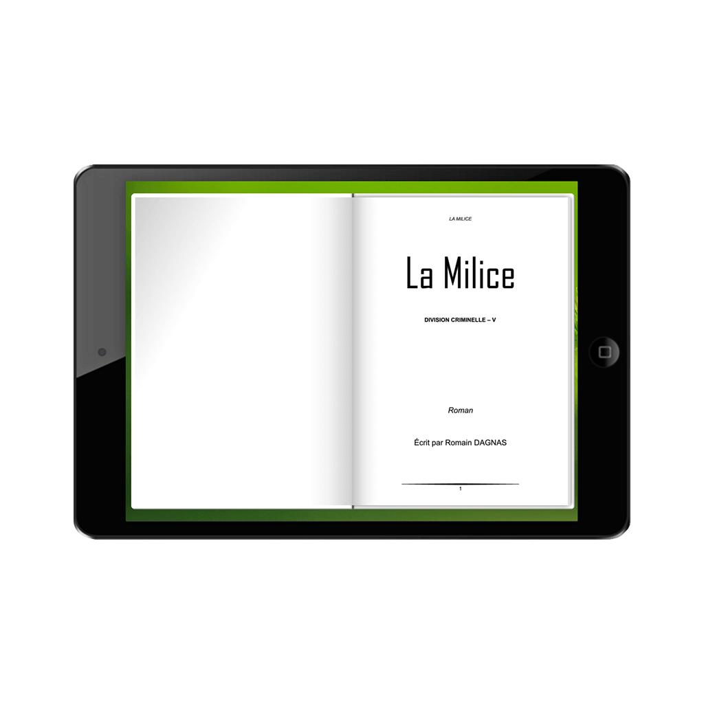 FlipBook (Ipad mini)