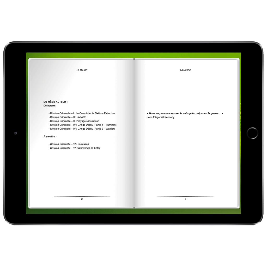 FlipBook (Ipad)