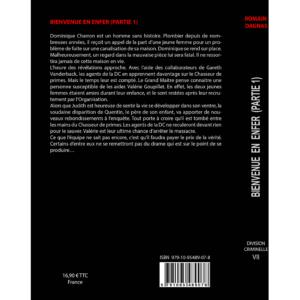 Division Criminelle<br>Tome 7 – partie1 / eBook