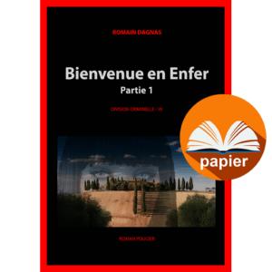 Division Criminelle<br>Tome 7 – partie1 / Livre