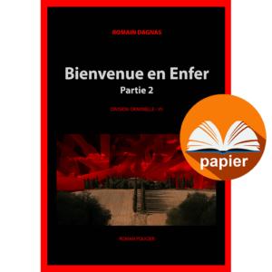Division Criminelle<br>Tome 7 – partie2 / Livre